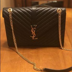 Yves Saint Lauren's Hand Bag
